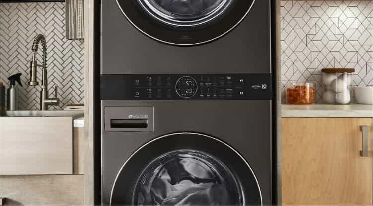 LG Washing Machines and Dryers | The Good Guys