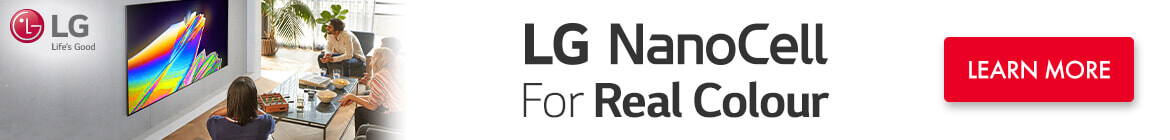 LG Nanocell TV | The Good Guys
