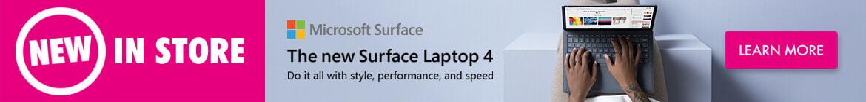 Microsoft Surface Laptop 4 | The Good Guys