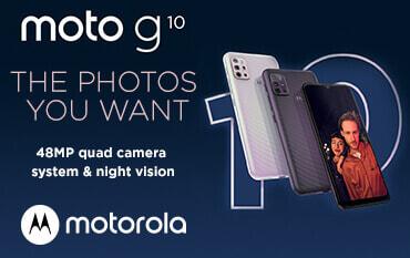 Shop Motorola G10 | The Good Guys