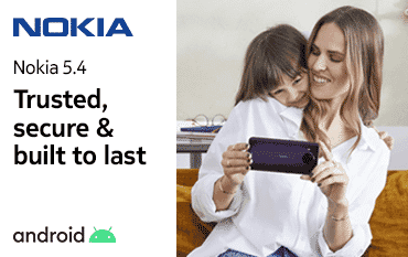 Shop Nokia 5.4 | The Good Guys