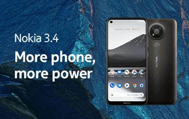 Nokia 3.4 | The Good Guys