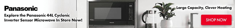 Shop Panasonic Microwaves   The Good Guys