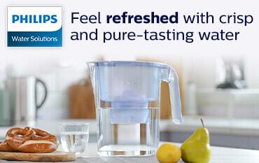 Philips Water Filiter Jug | The Good Guys