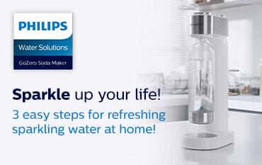 Philips Soda Water Maker | The Good Guys