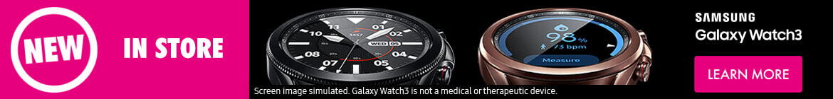 Samsung Galaxy Watch 3 | The Good Guys
