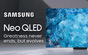 Shop Samsung Neo QLED TV | The Good Guys
