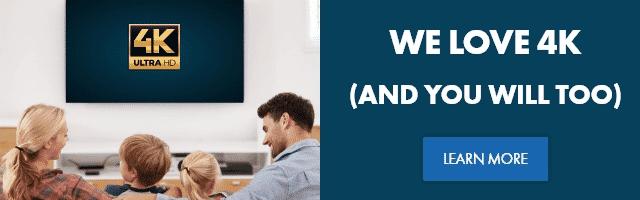 4K Technology Guide | The Good Guys
