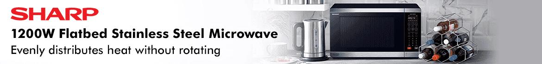 Shop Sharp Microwaves | The Good Guys