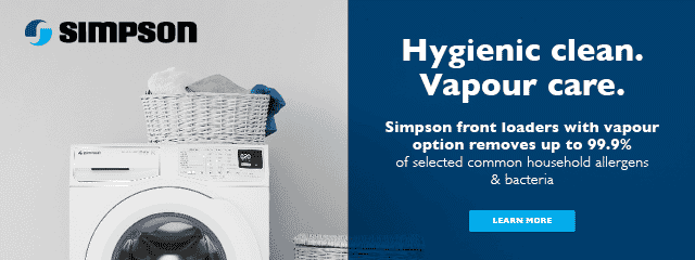 Simpson Vapour Care | The Good Guys
