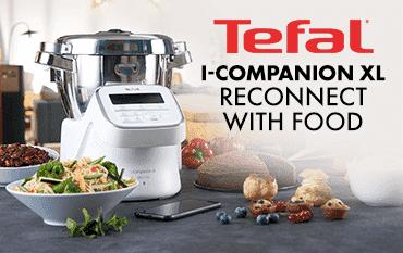 Shop Tefal i Companion XL | The Good Guys