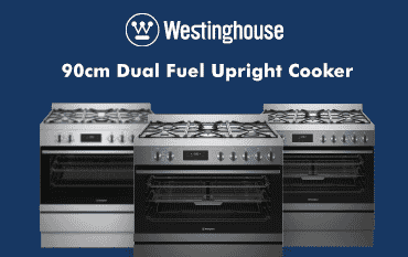 Westinghouse Dual Fuel Upright Cookers | The Good Guys