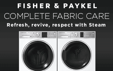 Fisher and Paykel Laundry | The Good Guys