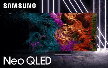 Samsung 8K NEO QLED  Smart TV| The Good Guys