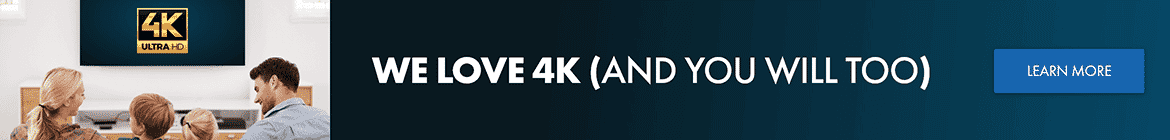 4K Technology Guide | The Good Guys