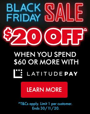 Latitude Pay | The Good Guys