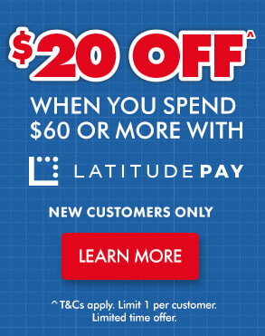 Latitude Pay | The Good Guys