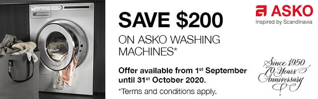 Asko Save $200 | The Good Guys