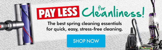 Spring Cleaning Essentials | The Good Guys