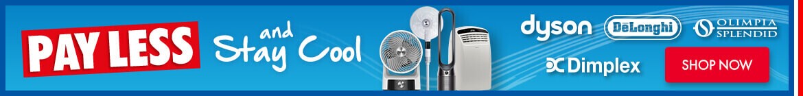 Fans and Portable Air Conditioners | The Good Guys