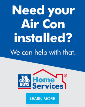 AirCon Home Services Installation   The Good Guys