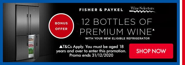 Bonus 12 Bottles of Premium Wine | The Good Guys