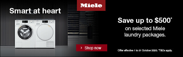 Miele Laundry Sale | The Good Guys