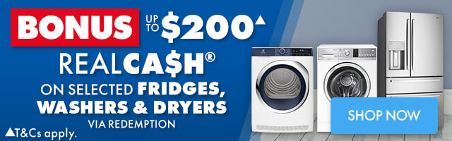 Washer Sale | The Good Guys