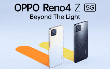 Oppo Reno4 Z 5G | The Good Guys