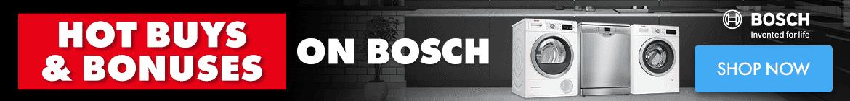 Bosch Hot Buys | The Good Guys