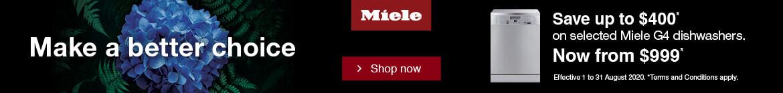Miele Sale | The Good Guys