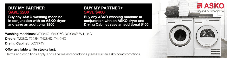 ASKO Buy My Partner | The Good Guys