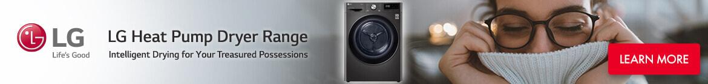 LG Dryer   The Good Guys