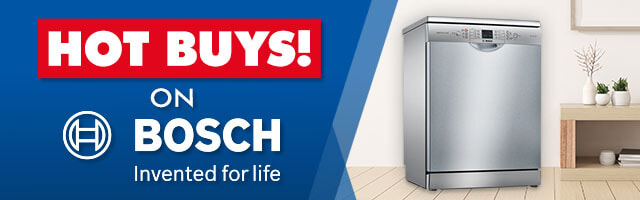 Hot Buy on Bosch | The Good Guys