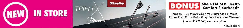 Miele Triflex| The Good Guys