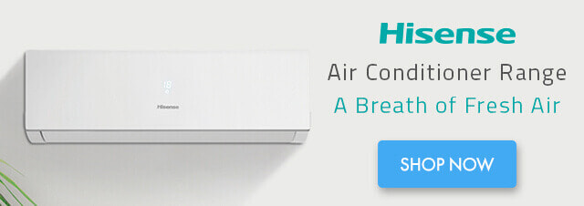Hisense Air Conditioners | The Good Guys