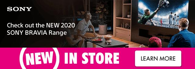 Sony 2020 TVs | The Good Guys