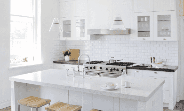 Create a Hamptons Style Kitchen   The Goode Guys