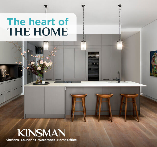 Kinsman | The Good Guys