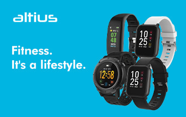 Altius Fitness Watches | The Good Guys