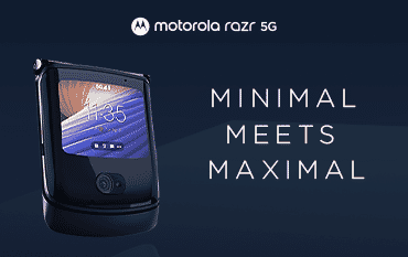Motorola Razr 5G | The Good Guys