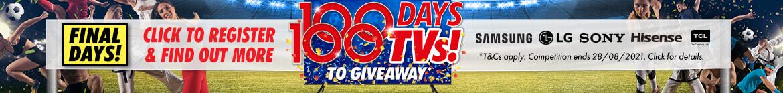 100 Tvs   The Good Guys