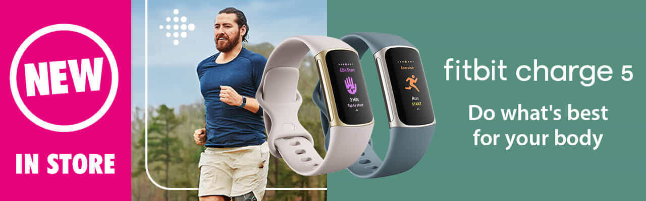 Fitbit Charge 5   The Good Guys