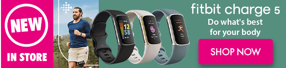 Fitbit Charge 5 | The Good Guys
