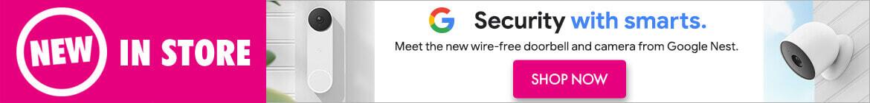 Google Home Security | The Good Guys