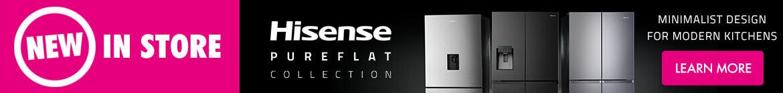 Hisense PureFlat Collection | The Good Guys
