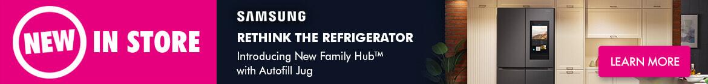 Samsung - Rethink The Refrigerator | The Good Guys