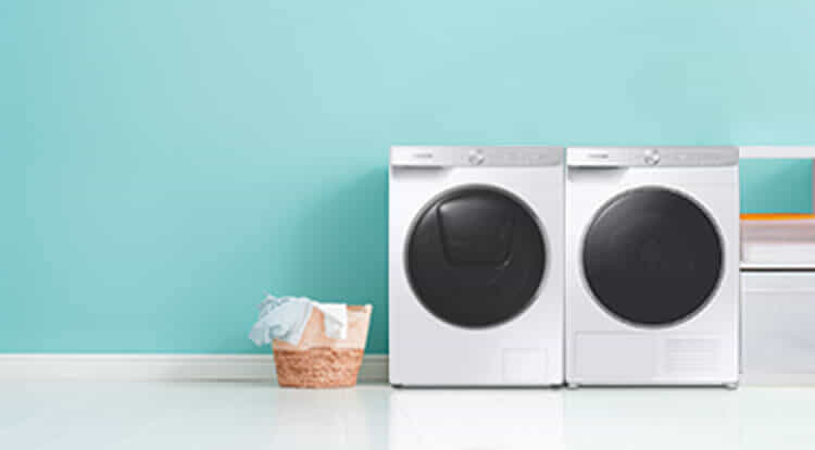 Samsung Laundry | The Good Guys