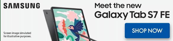 Samsung Galaxy Tablet S7 FE | The Good Guys