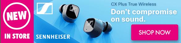 Sennheiser CX Plus True Wireless   The Good Guys